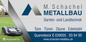 Metallbau Schachel